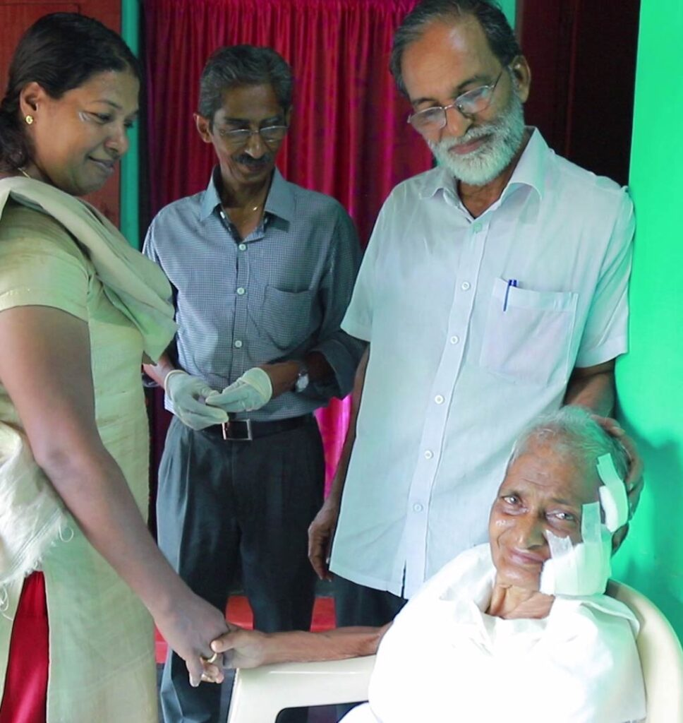 help for patients needed Palliative Home Care in Kerala